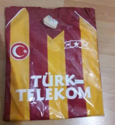Camiseta Galatasaray Talla L.