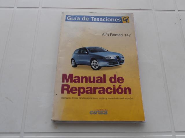 Mil Anuncios Com Libro Manual Reparacion Alfa Romeo 147