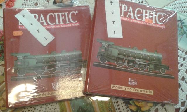 Maquina De Tren La Pacifc