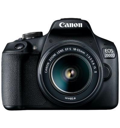 CAMARA REFLEX CANON EOS 2000D EF-S 18-55 - foto 1