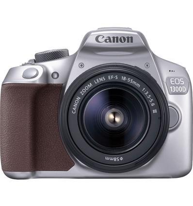 CAMARA REFLEX CANON EOS 1300D + OBJETIVO - foto 1