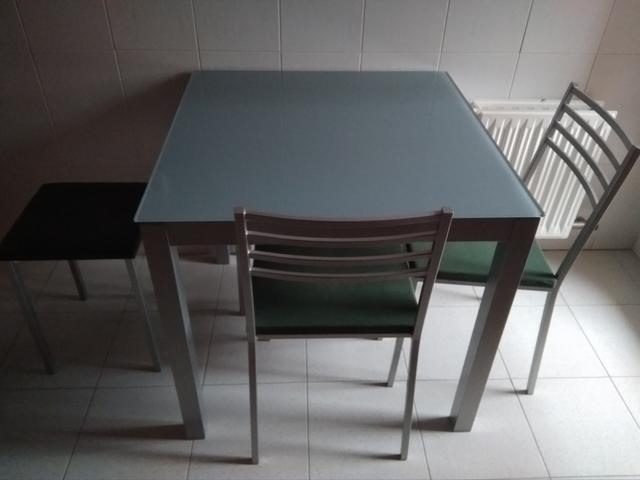 Mesas De Cocina Milanuncios.Mesa De Cocina