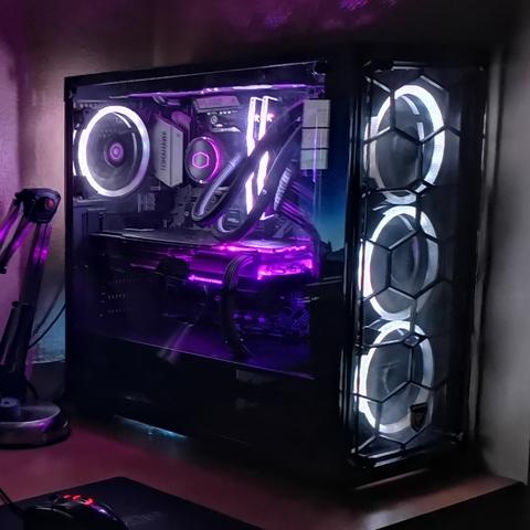 PC GAMING NUEVO - foto 1