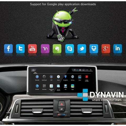 DYNAVIN BMW X5 E70 X6 E71 ANDROID 10  25\