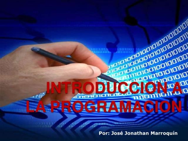 CURSO:  LÓGICA DE PROGRAMACIÓN - foto 1