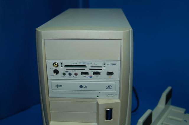 TORRE PC BASIC + ALTAVOCES + TECLADO + - foto 5
