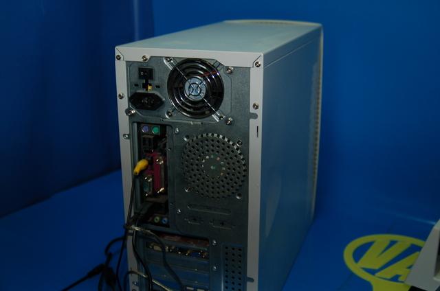 TORRE PC BASIC + ALTAVOCES + TECLADO + - foto 7
