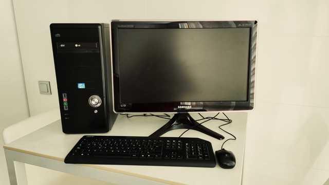PC INTEL I5,  HDD 500GB,  4GB RAM - foto 1