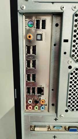 PC INTEL I5,  HDD 500GB,  4GB RAM - foto 3