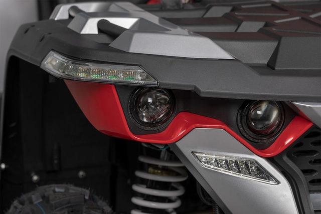 ATV LINHAI - 550 4X4 EFI EPS - foto 4