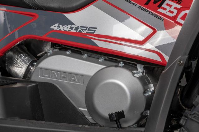 ATV LINHAI - 550 4X4 EFI EPS - foto 6