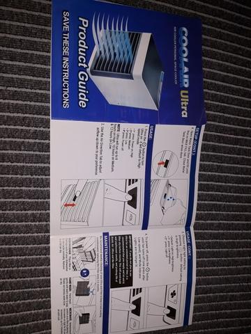 VENDO MINI AIRE ACONDICIONADO USB NUEVO - foto 3