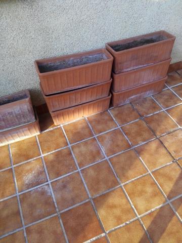 MACETEROS DE BARRO - foto 2