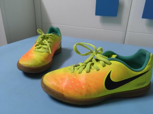 Anuncios Futbol Sala Segunda Mil Mano Zapatillas com Nike Y
