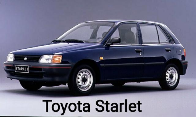 TOYOTA STARLET - foto 8