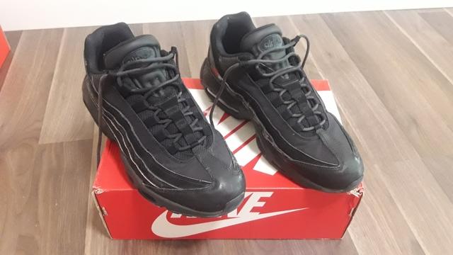 MIL ANUNCIOS.COM Nike air max negras Segunda mano y