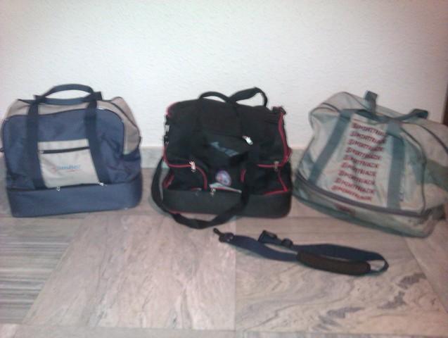 Bolsa con 3 Ruedas 2,4 kg 70 x 34 x 36 cm Bag Bolsa con Ruedas XL Volumen 100 litros