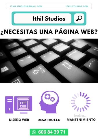 DISEÑO PÁGINAS WEB - foto 1