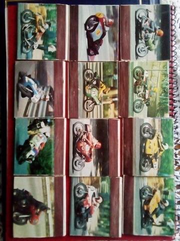Coleccion Completa Cerillas De Motos De