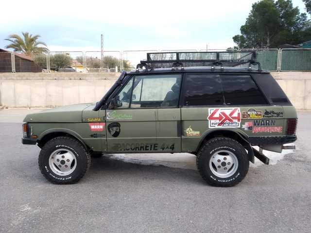 Land Rover Range Rover Clásico Discovery Serie 1 Freno De Tubo