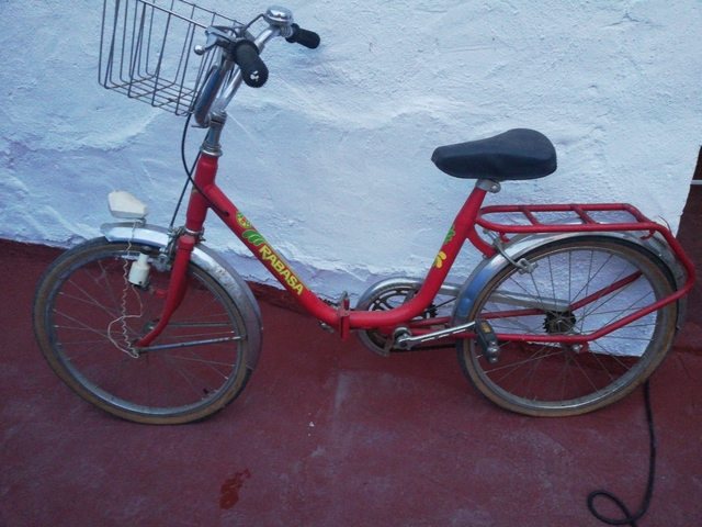 Bicicleta Derbi Rabasa Paseo Llanta 20