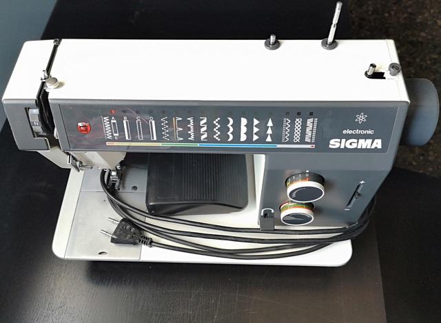 MIL ANUNCIOS.COM - Maquina de coser Sigma 2000 electronic