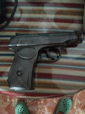 Petaca Pistola