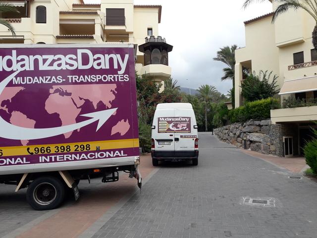 MUDANZAS  TRANSPORTES WASSAP 642262266 - foto 1