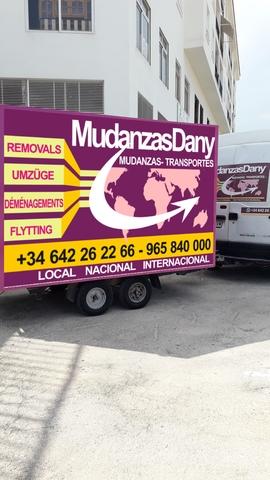 MUDANZAS  TRANSPORTES WASSAP 642262266 - foto 4