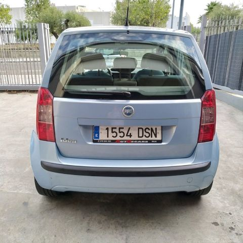 FIAT - IDEA 1. 4 16V ACTIVE PLUS - foto 4