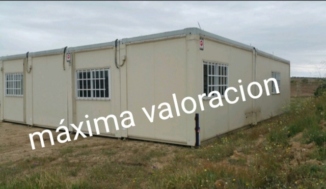 COMPRO CASETAS DE OBRA,   CONTENEDORES - foto 2