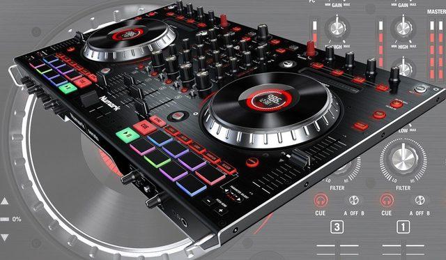 TODAS LAS MARCAS. CONTROLADORAS DJ