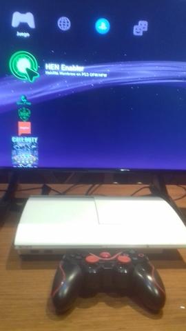 PS3 500 GB, MANDO 2 AÑOS GARANTIA FIFA19 segunda mano  Elche