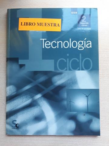 LIBRO DE MUESTRA TECNOLOGÍA 2º CURSO - foto 1