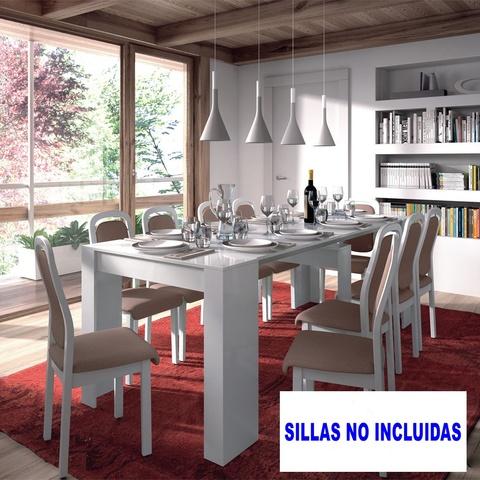 MIL ANUNCIOS.COM - Mesa comedor extensible. Mesas mesa ...