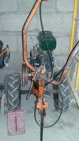 MOTOR DE ARAR - foto 2