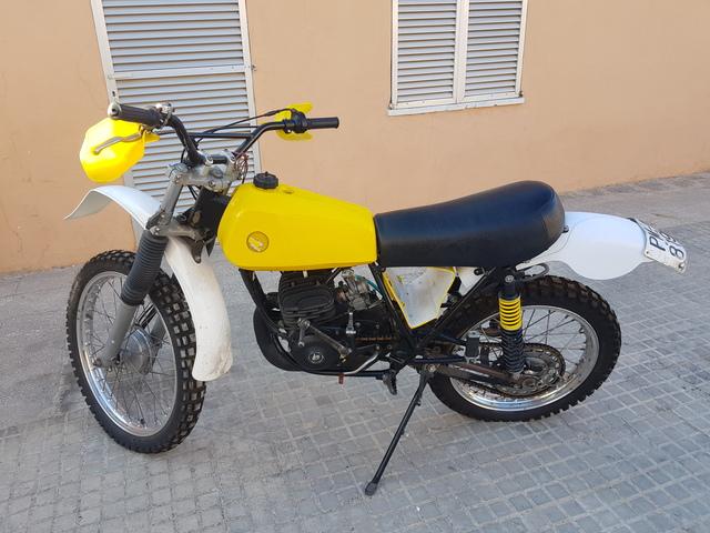 BULTACO - FRONTERA 74 - foto 3