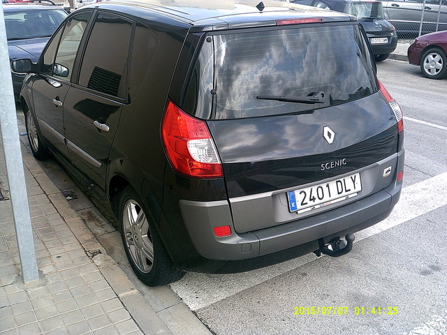 RENAULT - SCENIC 1. 9DCI DYNAMIC - foto 4