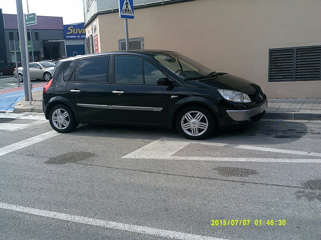 RENAULT - SCENIC 1. 9DCI DYNAMIC - foto 6