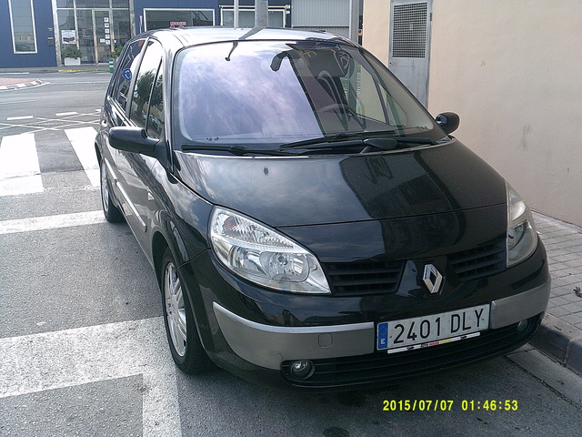 RENAULT - SCENIC 1. 9DCI DYNAMIC - foto 7