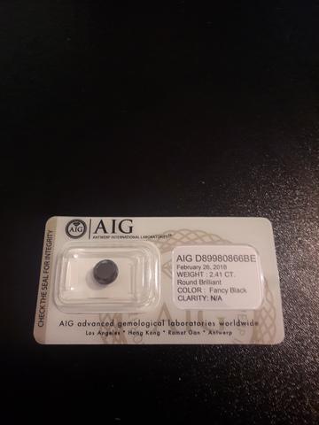 Diamante Negro Tratado