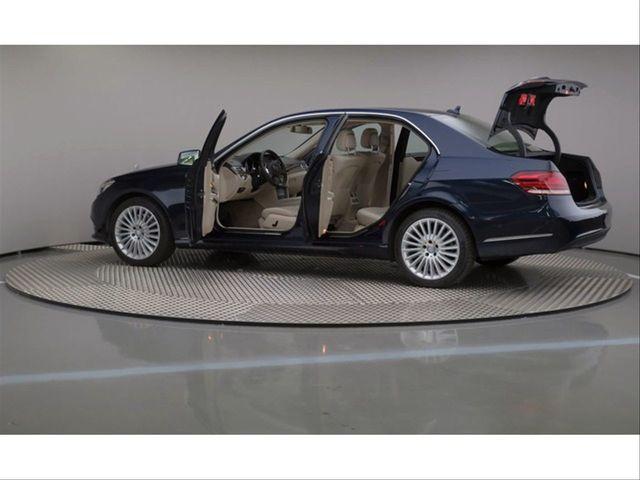 Bandeja Funda cubre maletero MERCEDES clase E W211 Sedan con Airmatic