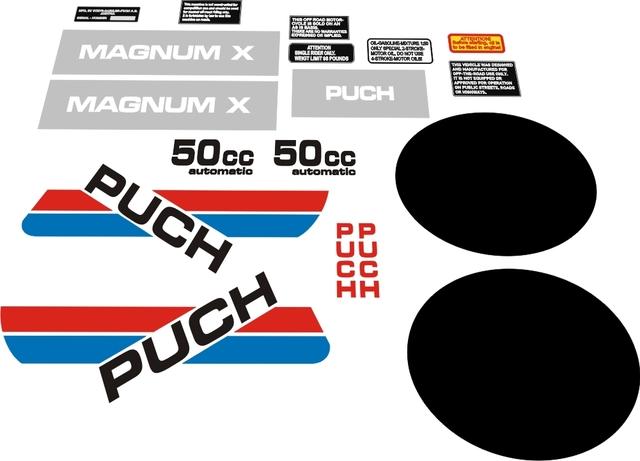 PUCH - MAGNUM - foto 1