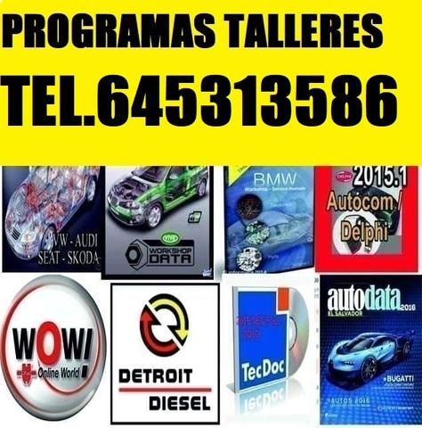 PROGRAMAS TALLERES DISCO DURO 2 TB - foto 1