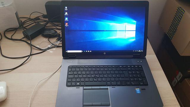 HP ZBOOK 17 PULGADAS-I7-32RAM-NVIDIA 4GB - foto 4