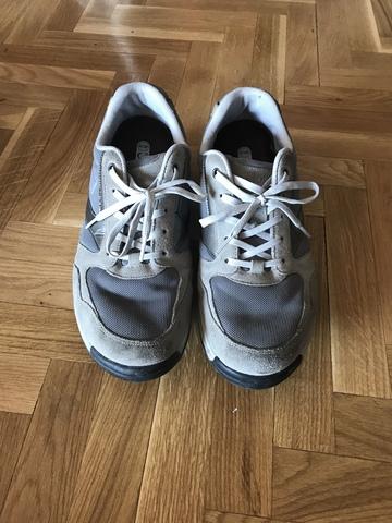 Bonita Suave Pista Zapatillas Con Clavos Nike Zoom Rival S 8
