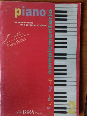 MODO ACERCARSE AL PIANO COMPLEMENTARIO 2 - foto 1