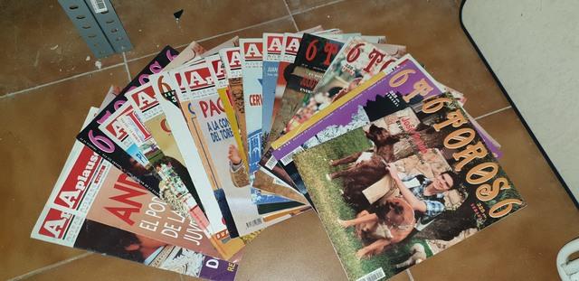 Lote Revistas Taurinas