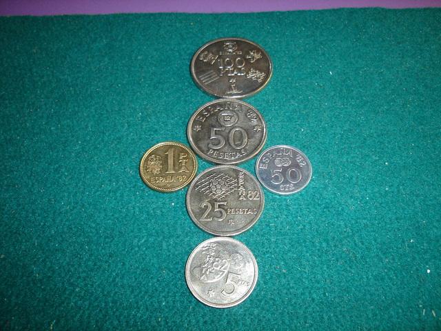 Monedas -Mundial 1982- (Juego)