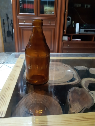 Cascos De Cerveza El Aguila Muy Antigua
